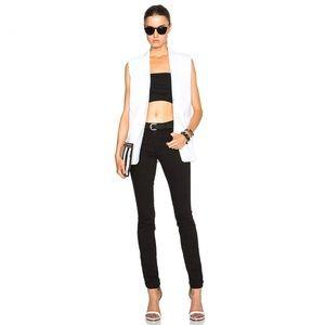 NWT Alexander Wang 001 Stay Black Skinny Jeans
